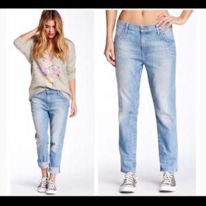 Wildfox   High Waisted Skinny Boyfriend Jeans - 26